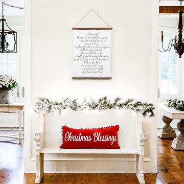 Canvas Hanging Print - O Holy Night [HOLIDAY]
