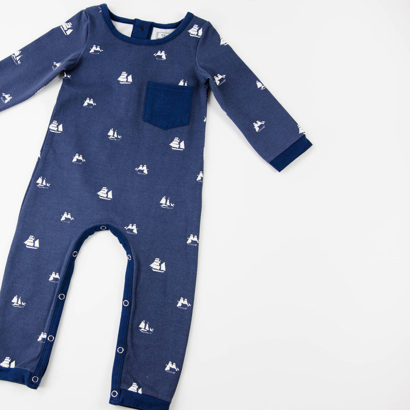 Everyday Essentials - Layette - Deep Blue Sea