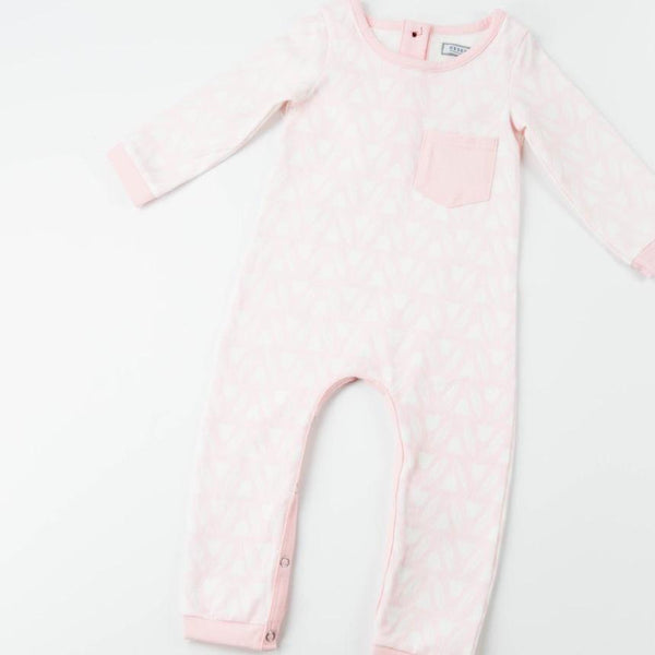 Everyday Essentials - Layette - Pink Tulips FINAL SALE
