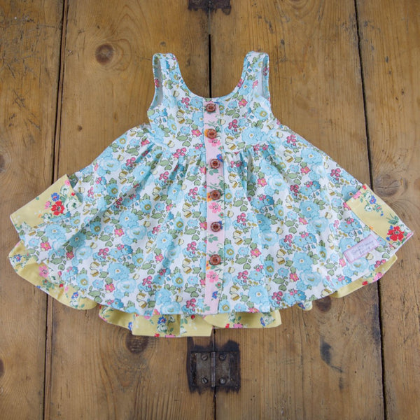 SweetHoney - Doll Dress - Clifton Rose