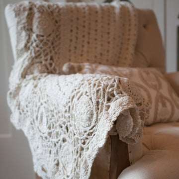 Rose - Crochet Throw