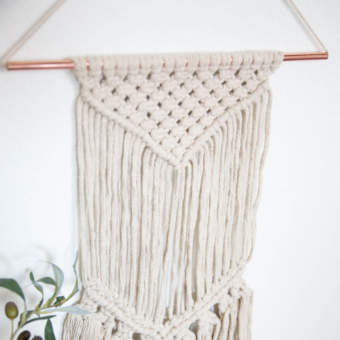 Woven Wall Hanging - Pursuit