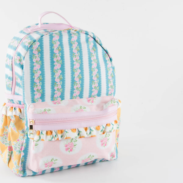 WHIM + WANDER - Ridley Backpack - Modern Mint - Toddler