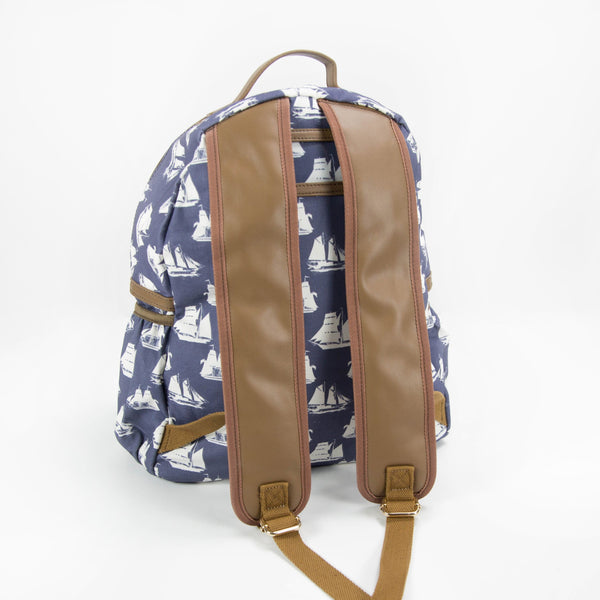 WHIM + WANDER - Ridley Backpack - Tight Ship - Large