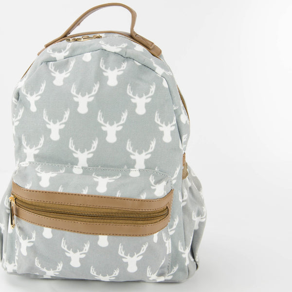 WHIM + WANDER - Ridley Backpack - Happy Camper - Toddler