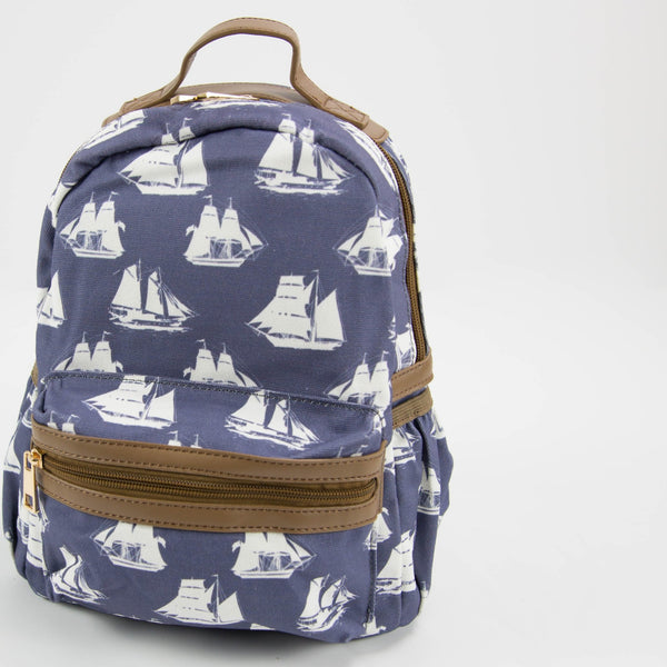 WHIM + WANDER - Ridley Backpack - Tight Ship - Toddler