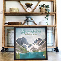 Smallwoods Rocky Mountain Sign & Home Decor