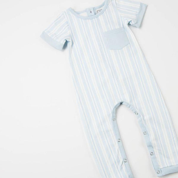 Everyday Essentials - Romper - Sky FINAL SALE