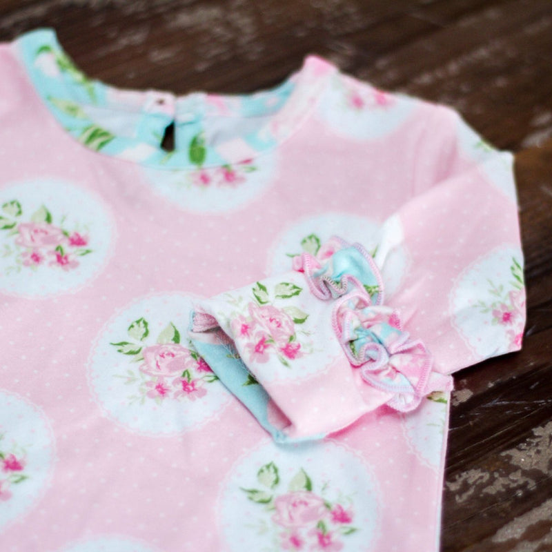 SweetHoney - Infant Gown - Sweet As Can Be - FINAL SALE