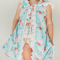 SweetHoney - Hallie Swim Cover-Up - Longboard