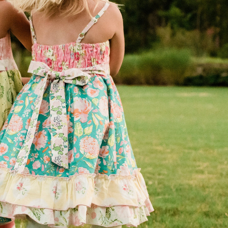 SweetHoney - Quirky Dress - Clover