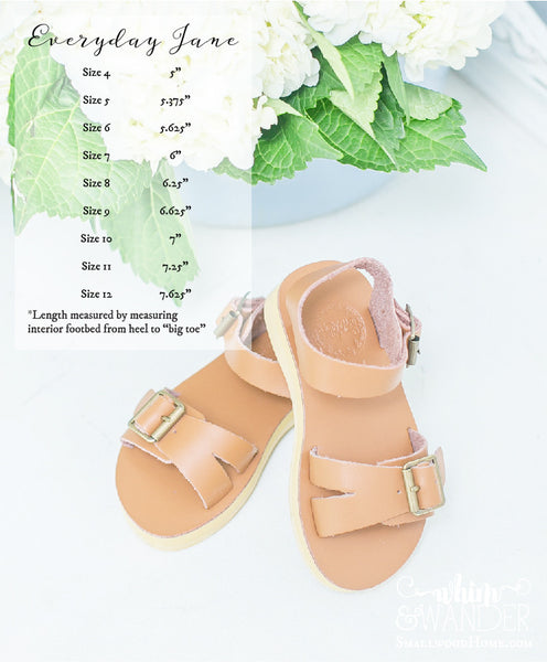 Whim & Wander - Textile - Whim & Wander Everyday Jane Sandals  - 2