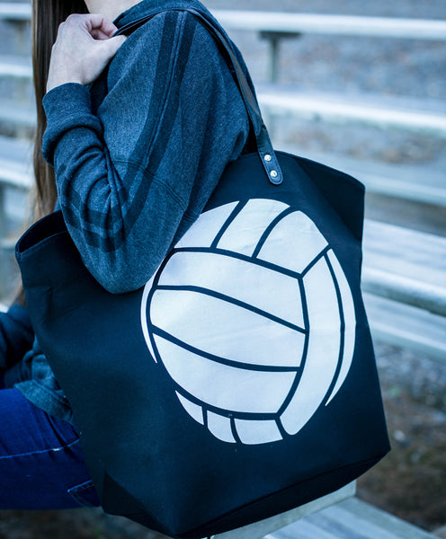 Smallwood Home - BAGS / HOME DECOR - Volleyball Tote Bag  - 1