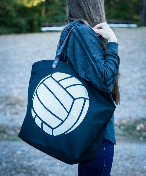 Smallwood Home - BAGS / HOME DECOR - Volleyball Tote Bag  - 2