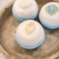Bath Bomb - Summer Collection - Tropical Treasures