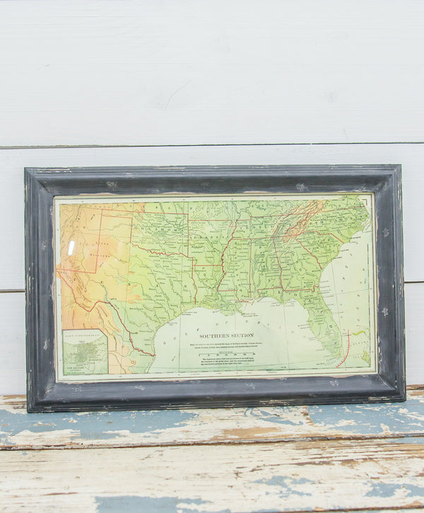 Smallwoods - Resale - Southern U.S. Map  - 2