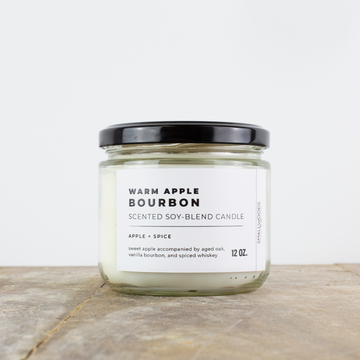 12 oz Cotton Wick Candles