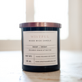 12 oz Wood Wick Candle - Wistful