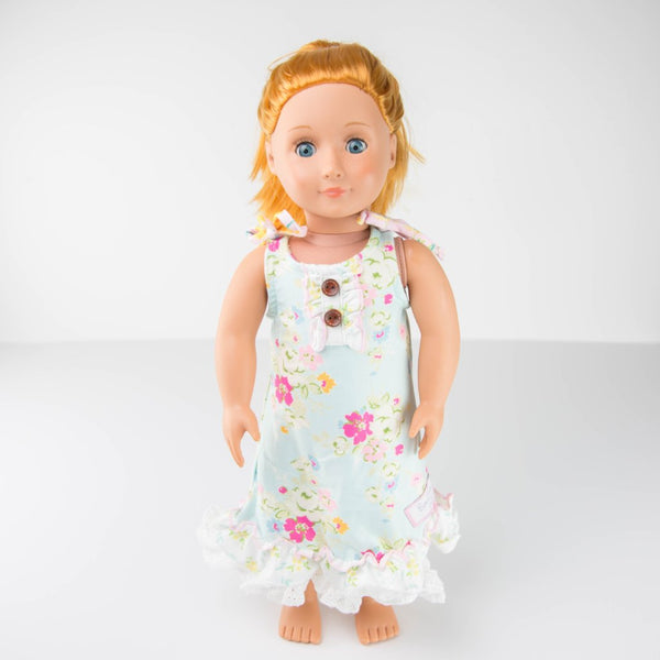 SweetHoney - Doll Gown - Sweet Roses