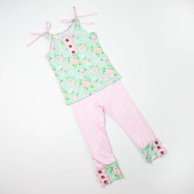 SweetHoney - Dreamer 2-Piece Loungewear - Iridescent