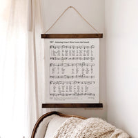 Smallwoods Amazing Grace Canvas Wall Art
