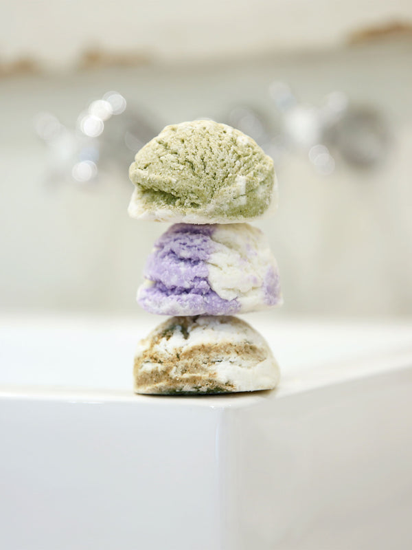Natural Bath Truffles