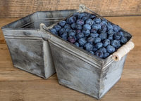 Smallwoods - Resale - Double Blueberry Basket  - 2