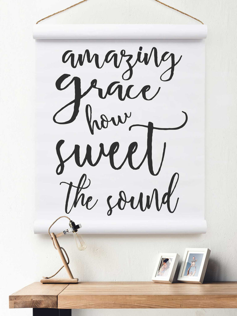 Wall Scroll - How Sweet The Sound