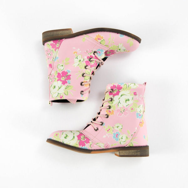 Whim & Wander - Sharp Boot - Clifton Rose