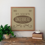 St. Nick's Gingerbread