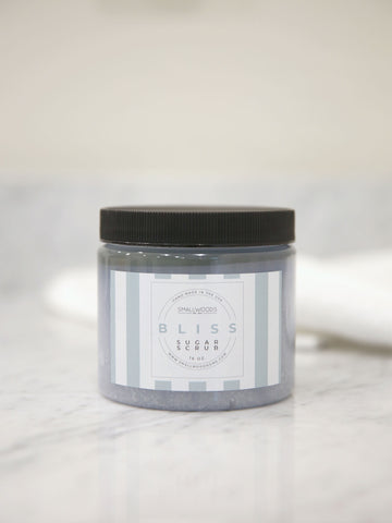 Smallwoods Signature - Sugar Scrub