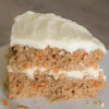 Protein Carrot Cake with Sugar-Free Cream Cheese Frosting