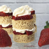 Strawberry Protein Shortcake