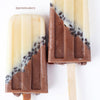 Vanilla Chocolate Crunch Protein Popsicle Recipe