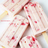 Strawberry Cheesecake Protein Popsicle Recipe