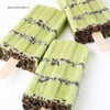 Mint Cookie Crunch Protein Popsicle Recipe