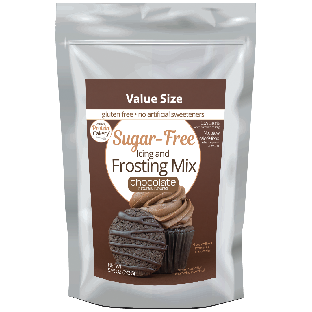 Sugar-Free Frosting Mix - Chocolate