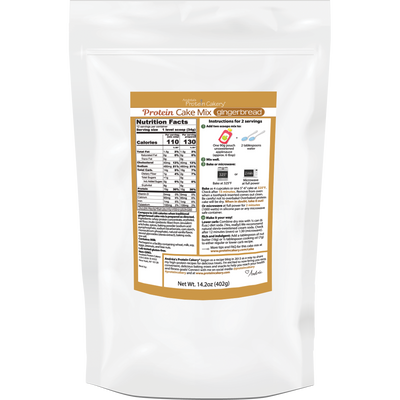 Protein Cake Mix - Value Size Bags