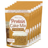 Protein Cake Mix - 6-packs
