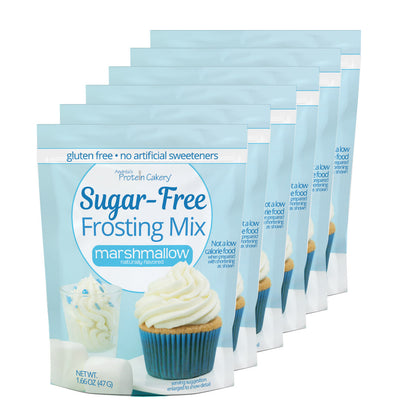 Sugar-Free Frosting Mix - 6-packs