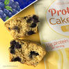 Recipe - Lemon Blueberry Protein Cake
