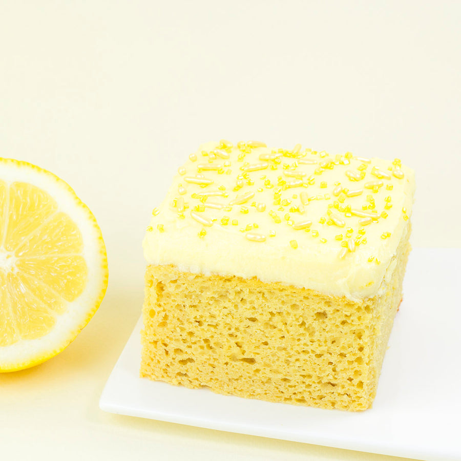 Protein Cake Mix - Lemon