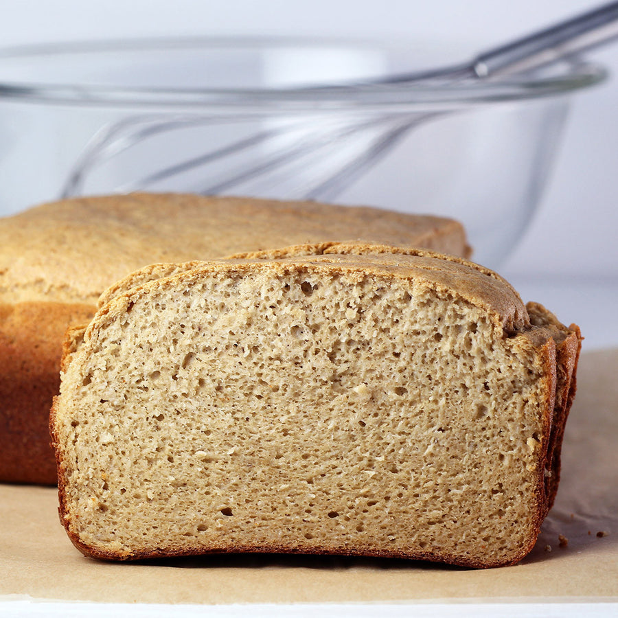 Honey Oat Protein Bread Mix - Gluten Free