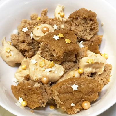 Protein Cake Mix - Peanut Butter