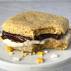 Recipe - S'mores Protein Cookie Sandwiches
