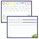 HWD13. Kindy Desk Reference Guide, dotted thirds - Digital Download