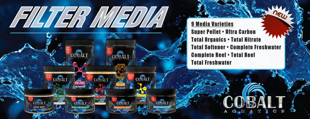 Cobalt Aquatics Filter Media