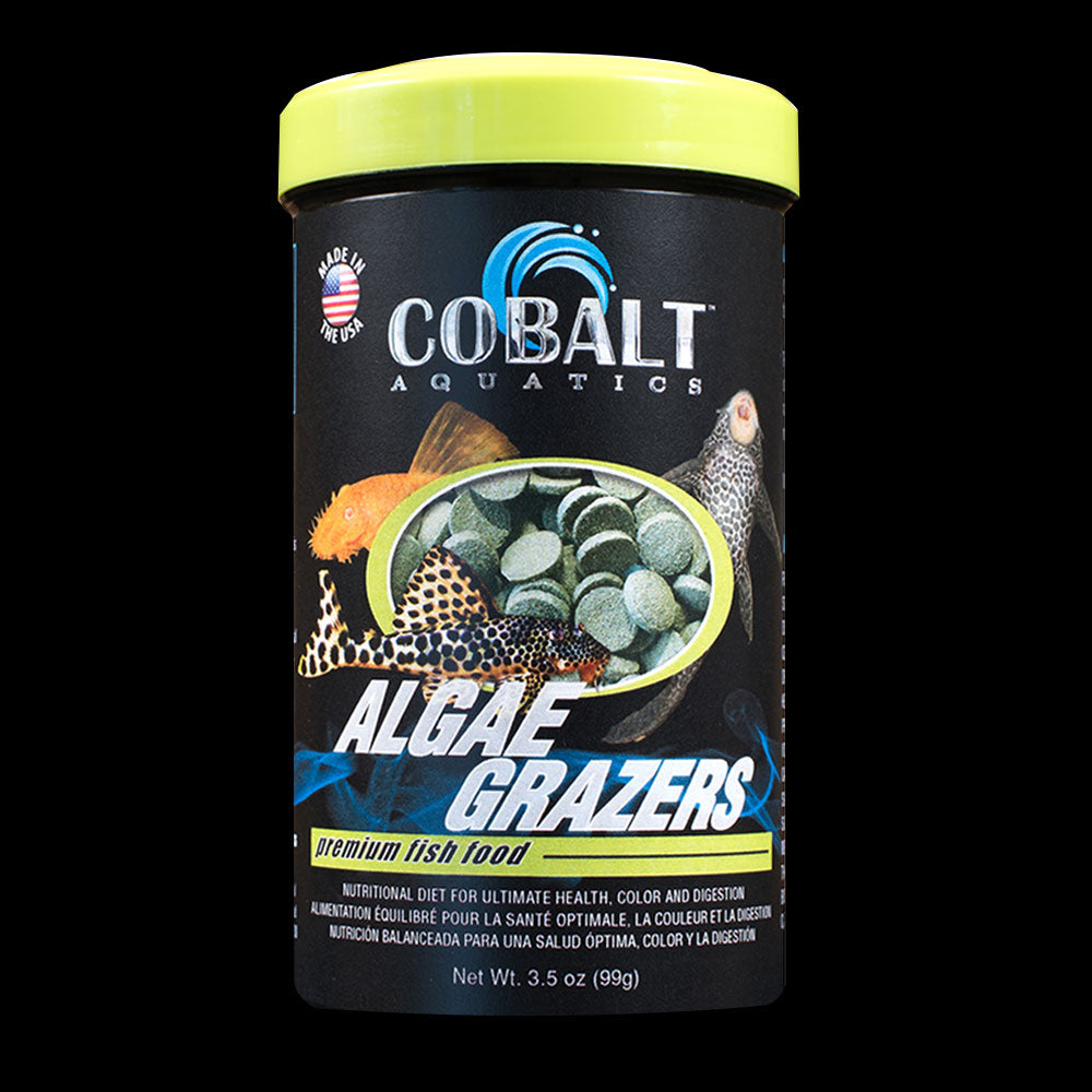 Algae Grazers Fish Food 3.5oz