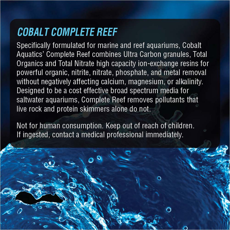 Complete Reef Label