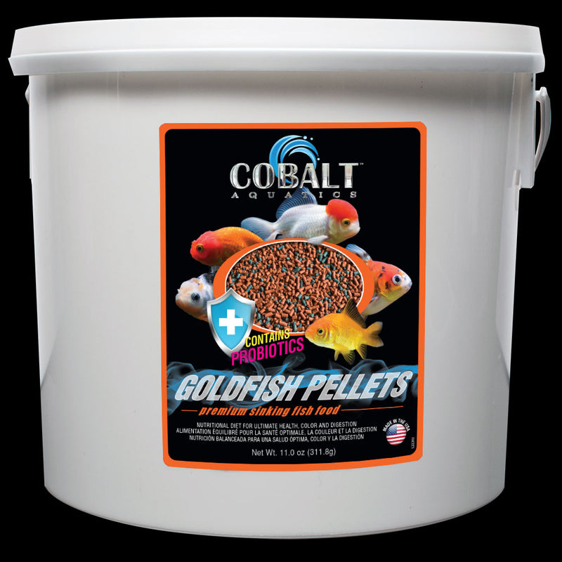 Goldfish Pellets 8lb